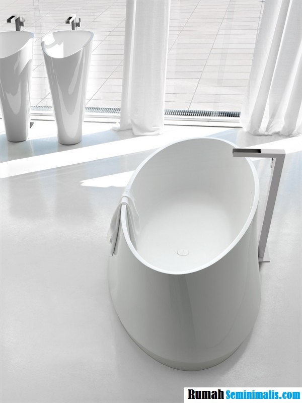 Gambar Model Wastafel Minimalis Modern