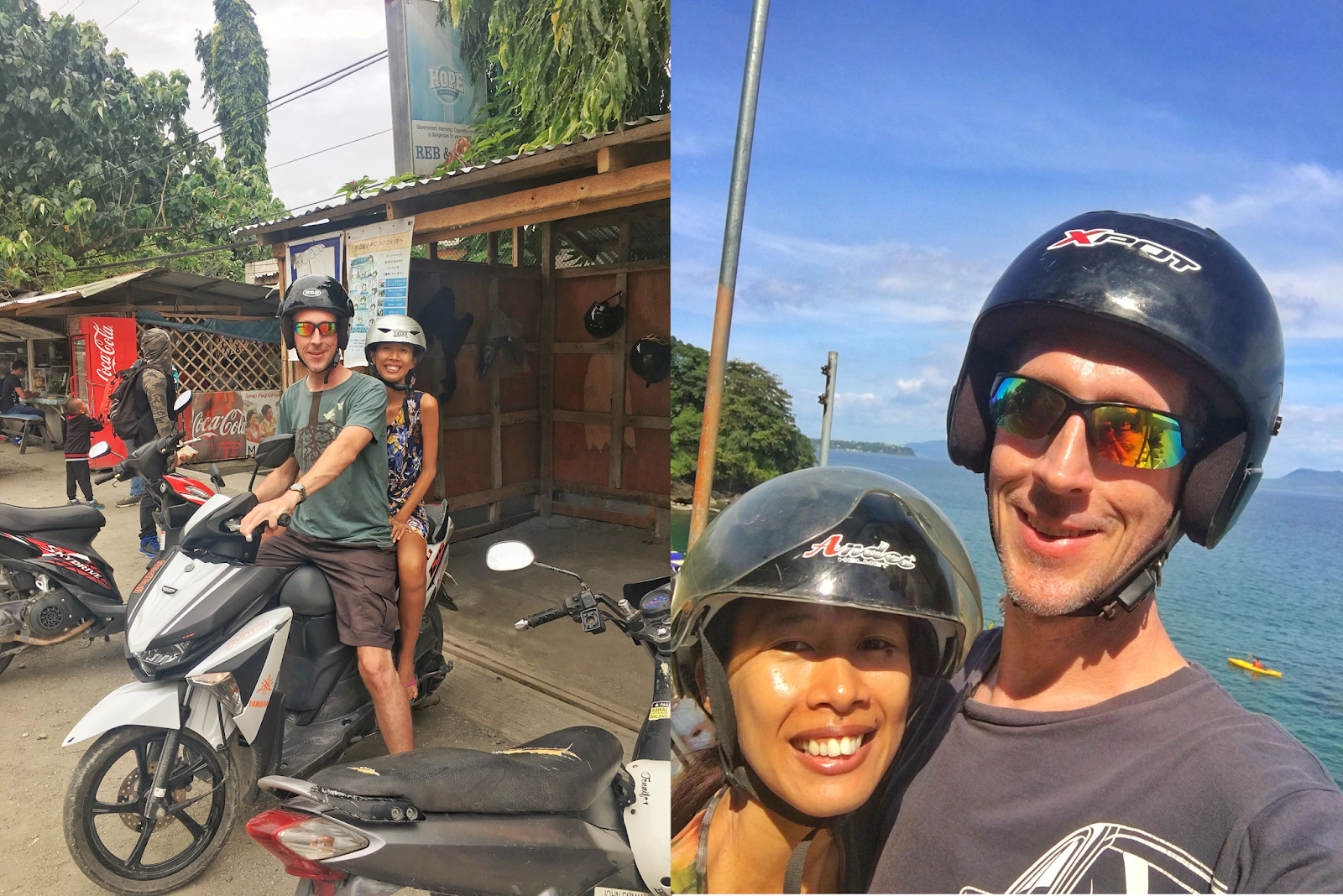 motorcycle rent in puerto galera