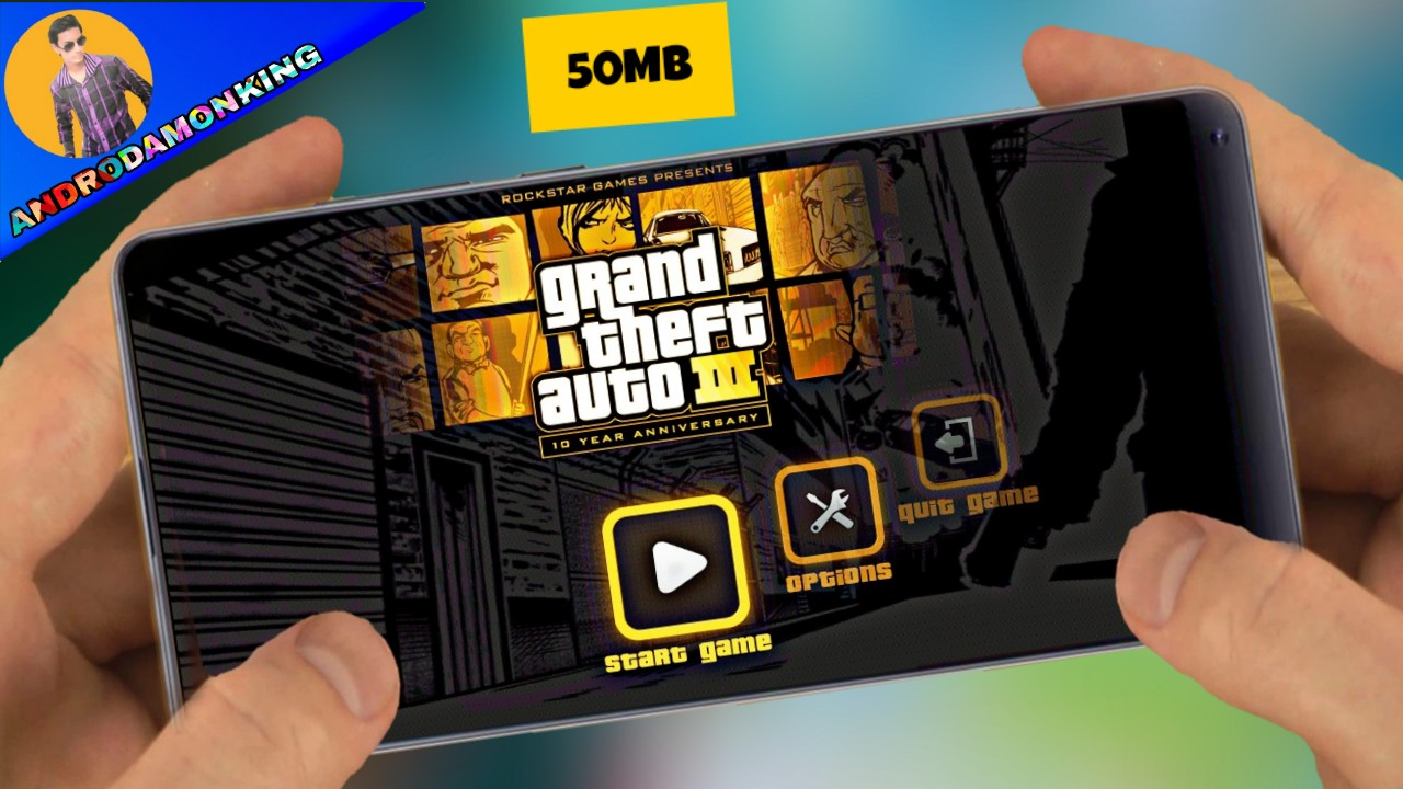 download gta 3 for android highly compressed