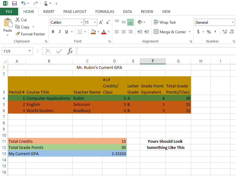 good morning and congratulations on completing your 5th ms excel tutorial today you had the opportunity to set up a table using formulas that will easily