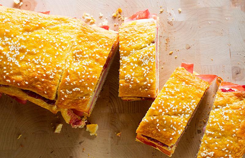 Casais famosos inspiram sanduíches deliciosos para o dia dos namorados!