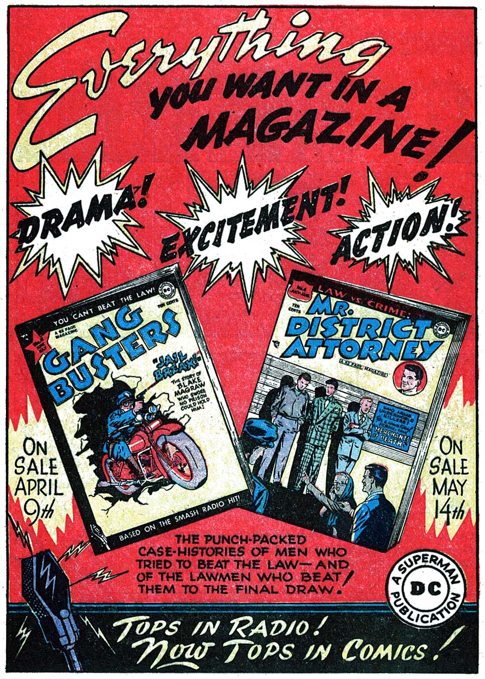 Read online All-American Comics (1939) comic -  Issue #100 - 22