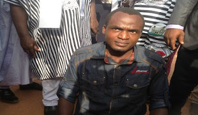 Man Who Sat On Tor Tiv's Throne Sentenced To Four Years In Prison