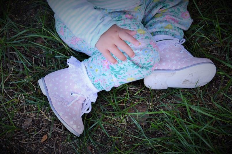 Nasze pierwsze buty !