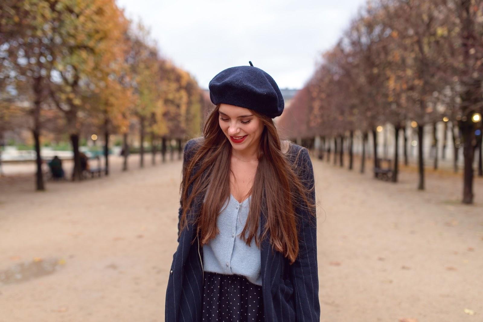 parisienne et beret 5