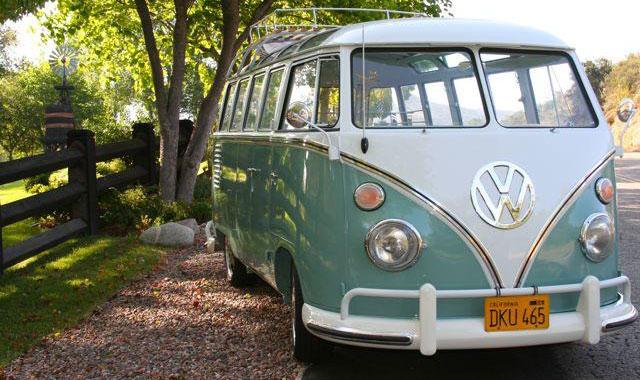 Vw 23 Window Samba 1962 Vw Bus