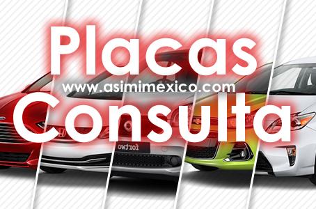 Repuve Consulta placas de autos robados consulta Ciudadana 2018 2019 y 2020