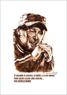 Poster Vasco Rossi