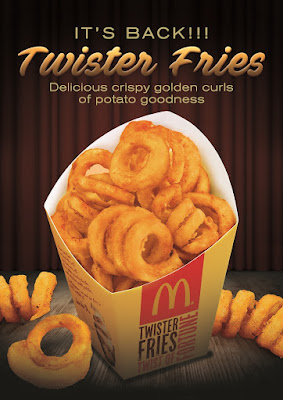McDonald's, Twister Fries