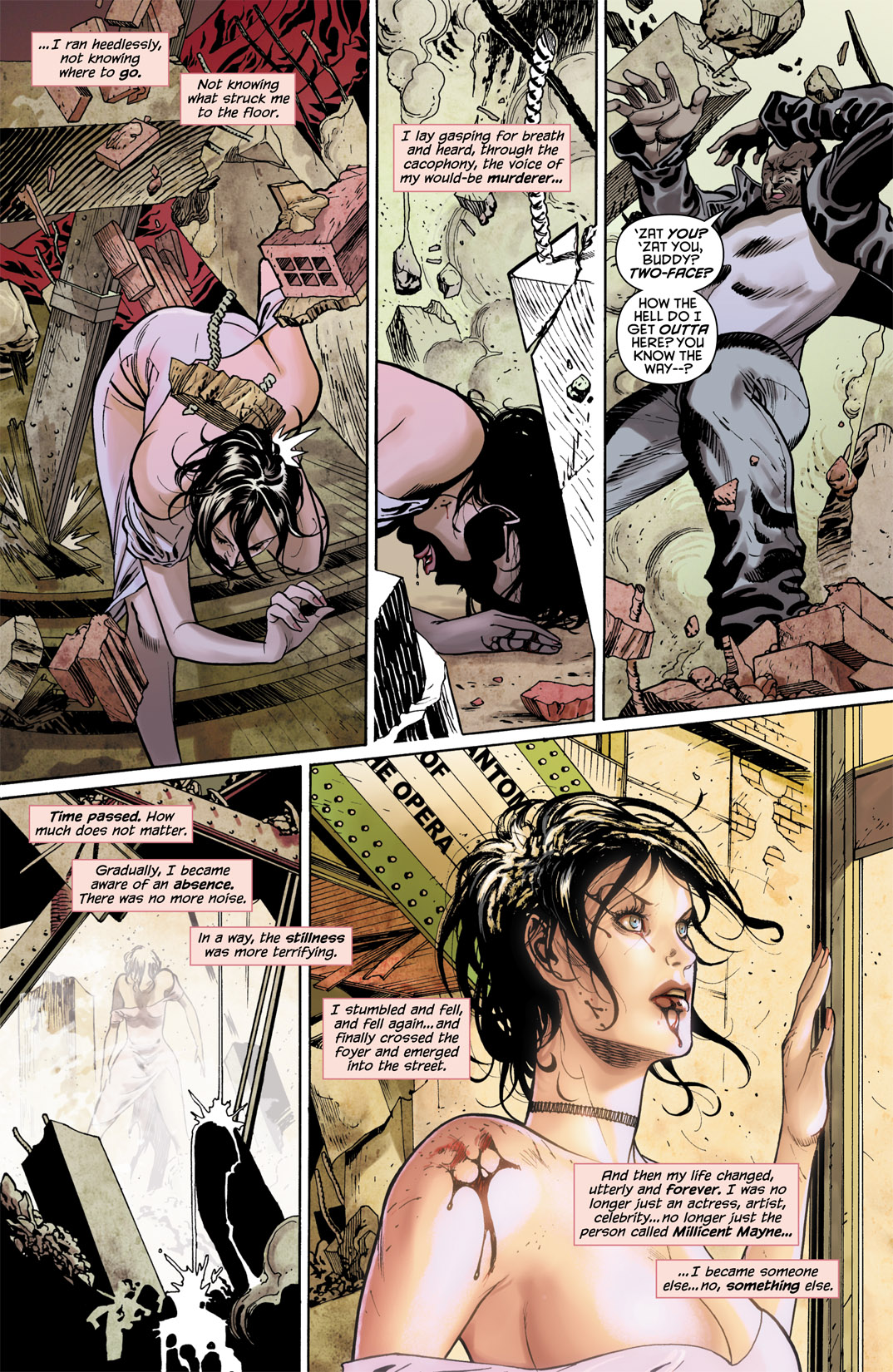 Detective Comics (1937) 851 Page 3