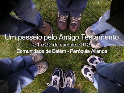 Um passeio pelo Antigo Testamento