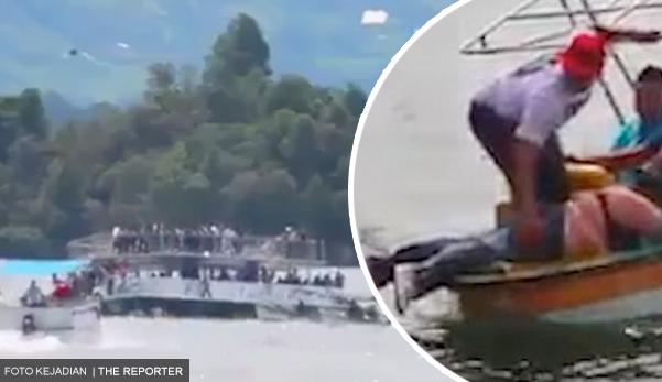 25 penumpang bot lemas selepas gagal pakai jaket keselamatan