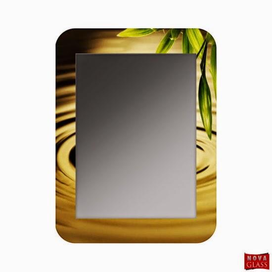 Καθρέπτης με ψηφιακή εκτύπωση Κωδ. DG. 014