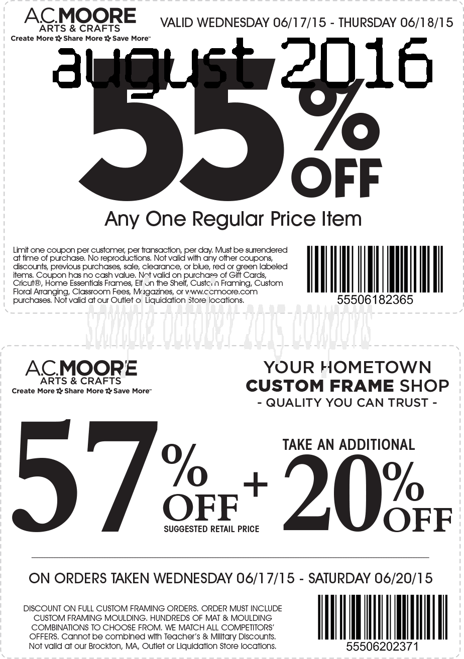 picture regarding Ac Moore Printable Coupon Blogspot identify Ac moore discount coupons blogspot / Panties com coupon code
