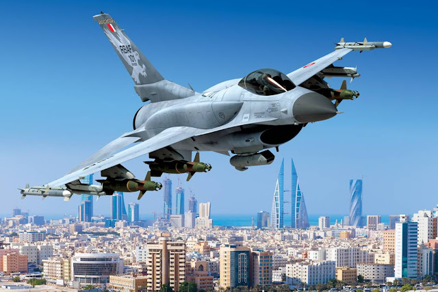 Lockheed contract F-16 Block 70 Bahrain