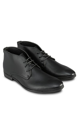 Giày nam giá rẻ kiểu dáng bốt sành điệu