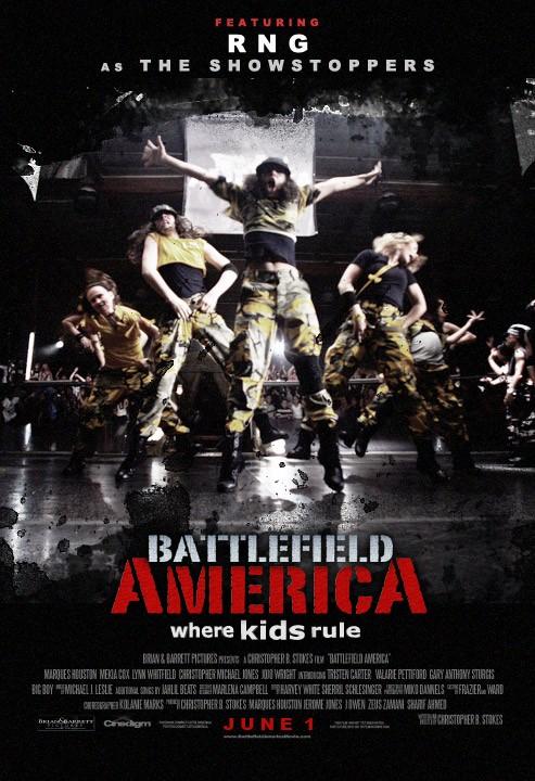 Battlefield America (2012) - FILEM ANE