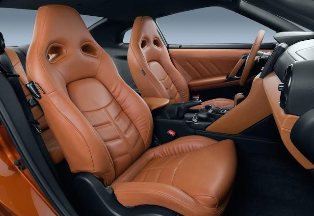 日産GT-R 2017年モデル マイナーモデルチェンジ