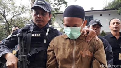 Kabar Berita Terbaru Hari Ini Gerak Cepat Polisi Ringkus Pria yang Ancam Penggal Jokowi