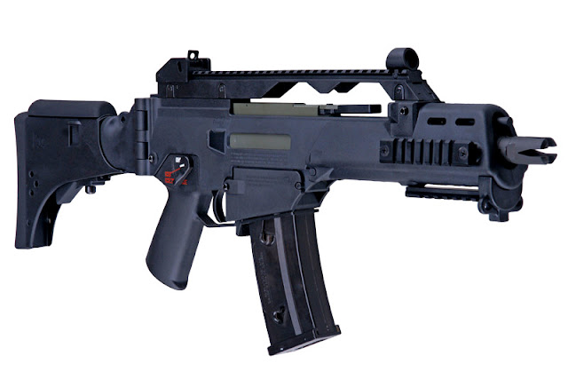 Image Attribute : H&K G36 Assault Weapon