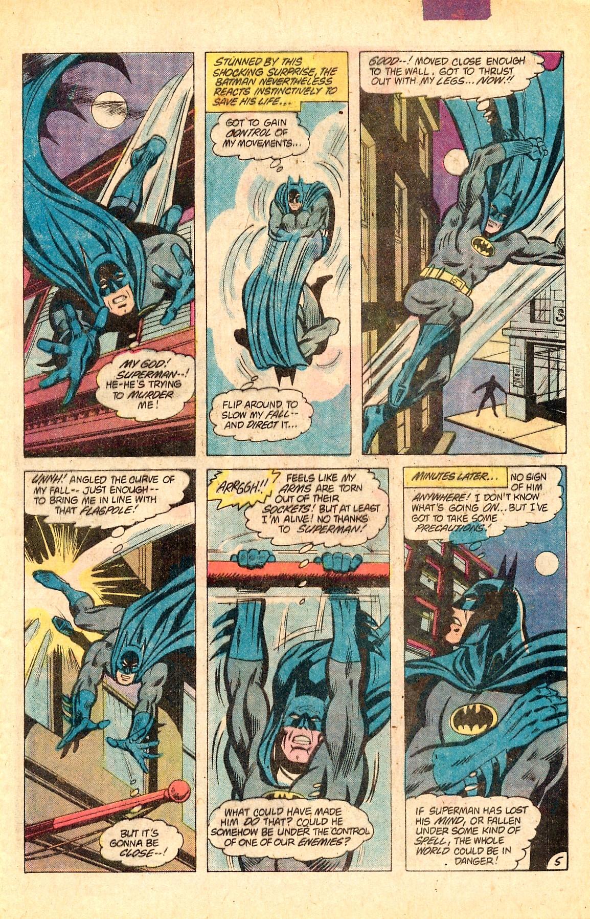 Read online World's Finest Comics comic -  Issue #283 - 9