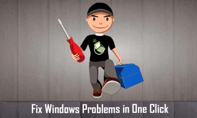 How to Easily Repair and Fix Common Windows Problems