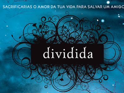 Dividida de Amanda Hocking