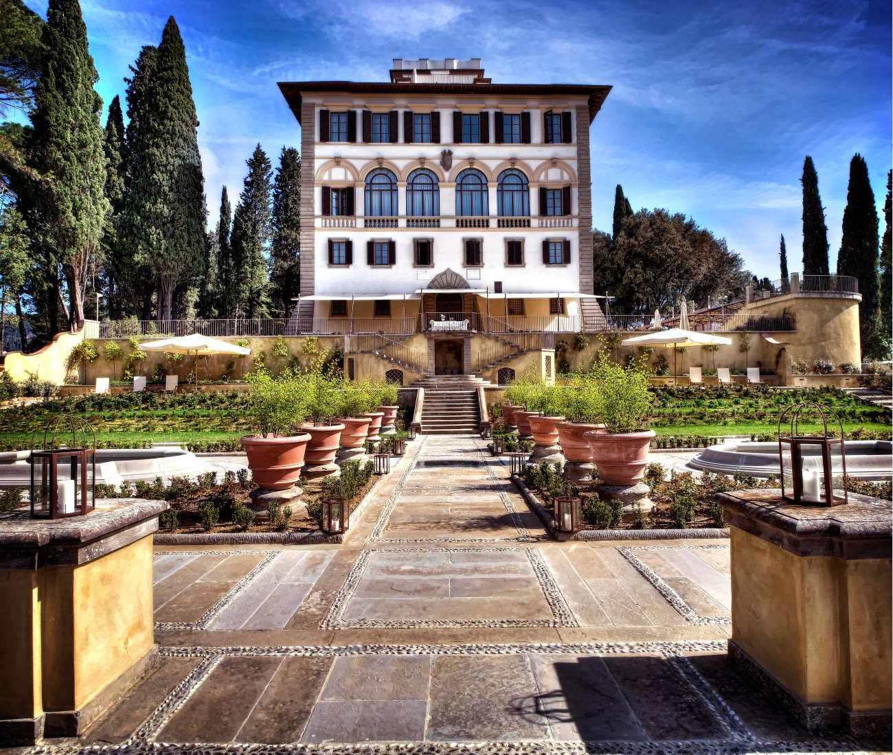 Florence Tuscany: Kee Hua Chee Live!: IL SALVIATINO IN FLORENCE, ITALY