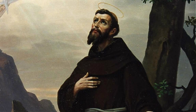 Zbiór modlitw: Litania do św. Franciszka z Asyżu