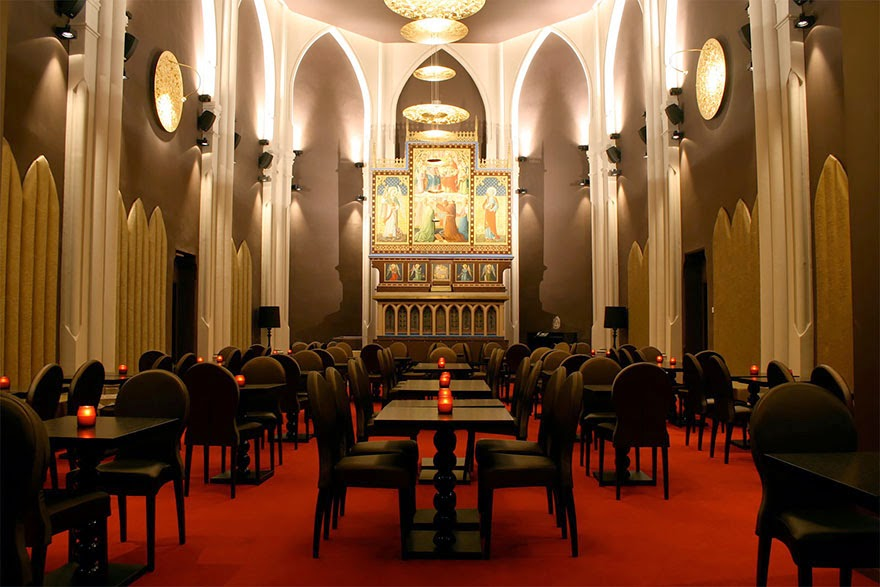 15. Martin's Patershof Church Hotel, Mechelen, Belgium - 26 Of The Coolest Hotels In The Whole Wide World