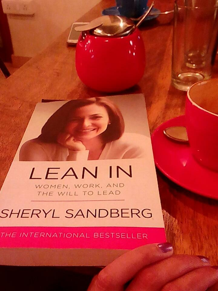 Being Khushi: Review: Lean In: Women, Work, and the Will to Lead