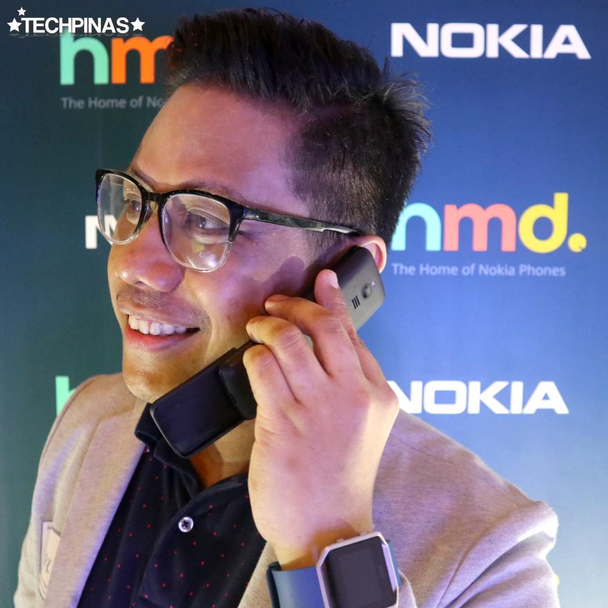 Nokia 8110 4G 2018, Mark Milan Macanas