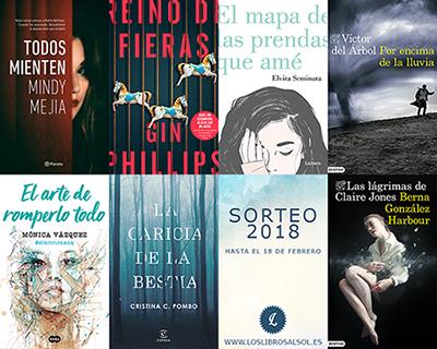 SORTEO: Los libros al sol