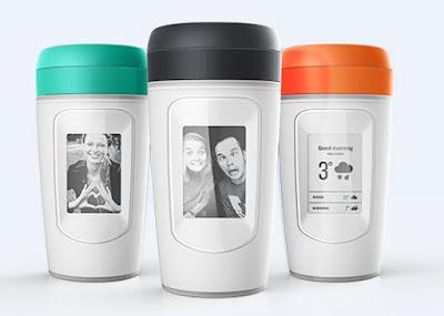 Muki Smart Coffee Cup