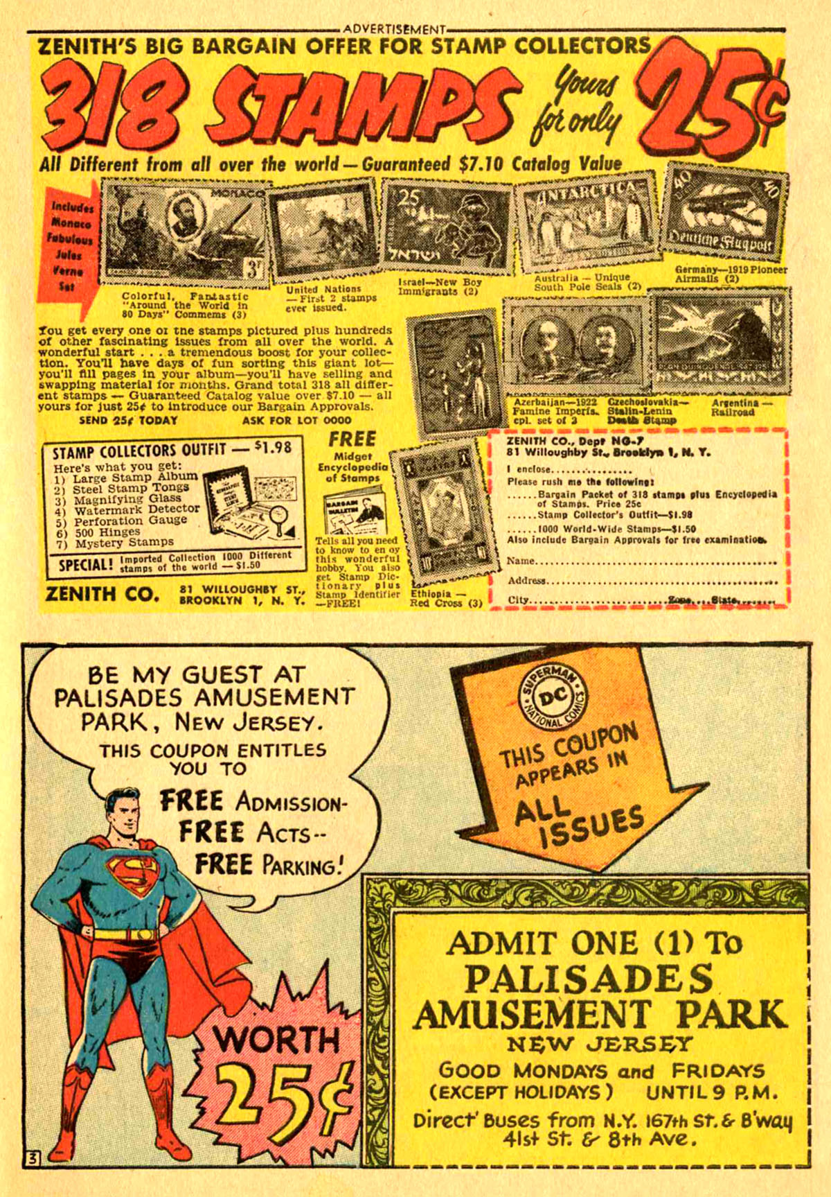 Read online Detective Comics (1937) comic -  Issue #233 - 33
