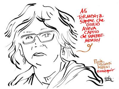 Image result for giulio regeni illustration