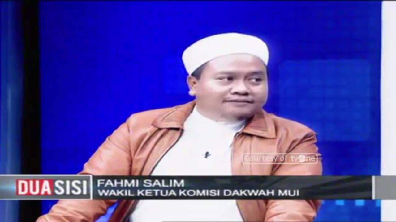 Ustadz Somad HTI? KH Fahmi Salim Ungkap Fakta Ini