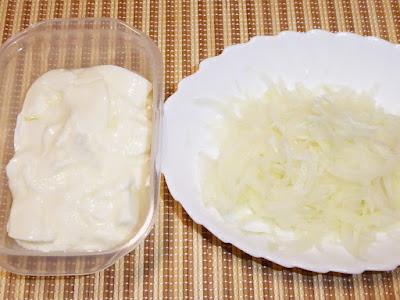 玉ねぎヨーグルトのつくり方