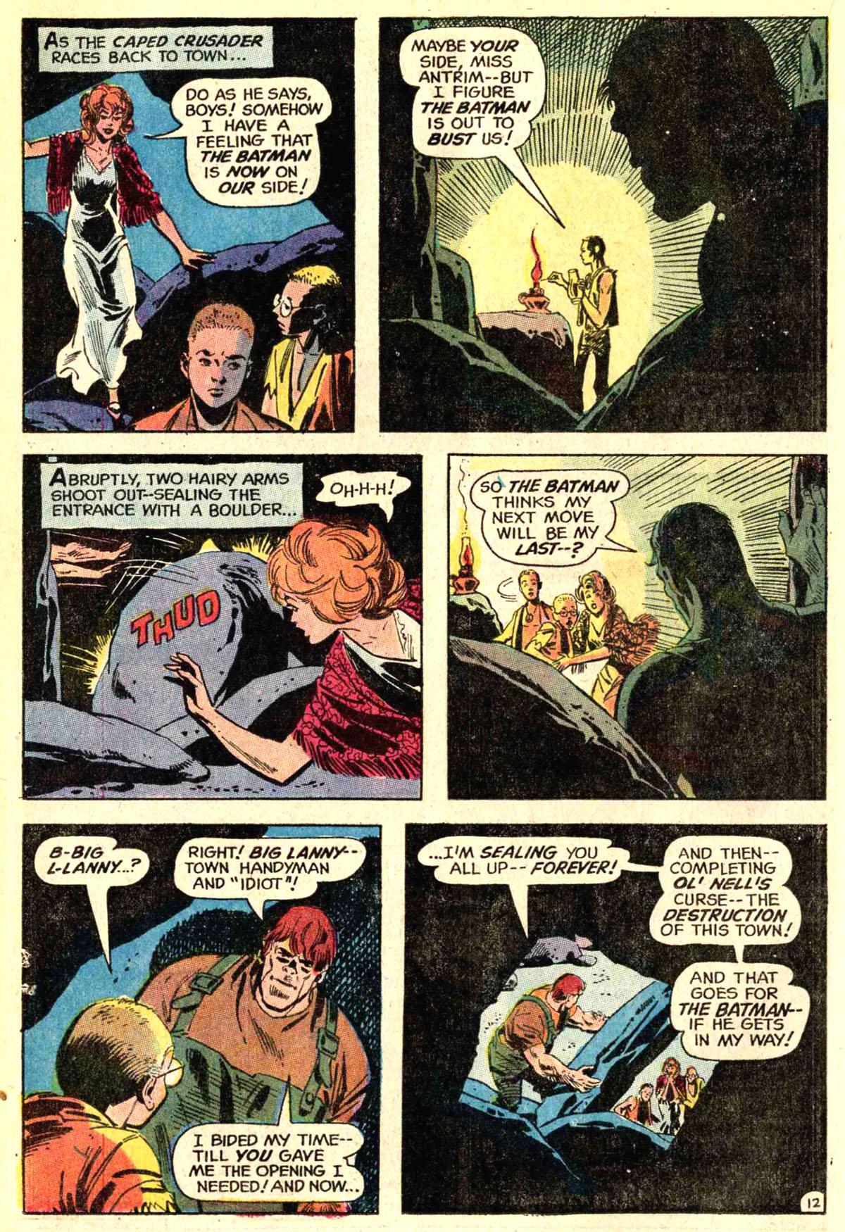 Detective Comics (1937) 413 Page 15