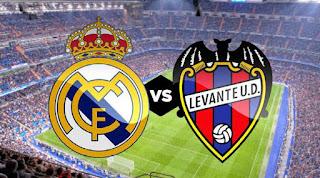 مشاهدة مباراة ريال مدريد وليفانتي بث مباشر بتاريخ 20-10-2018 الدوري الاسباني