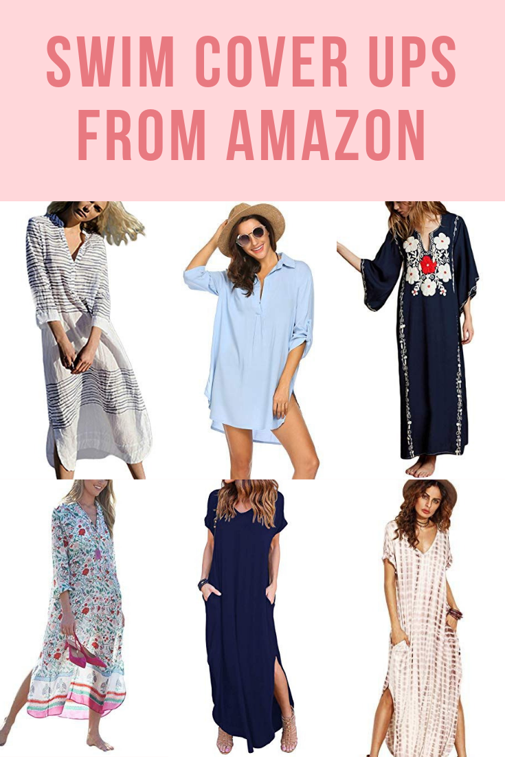 The Best of Amazon: Swim Cover Ups!