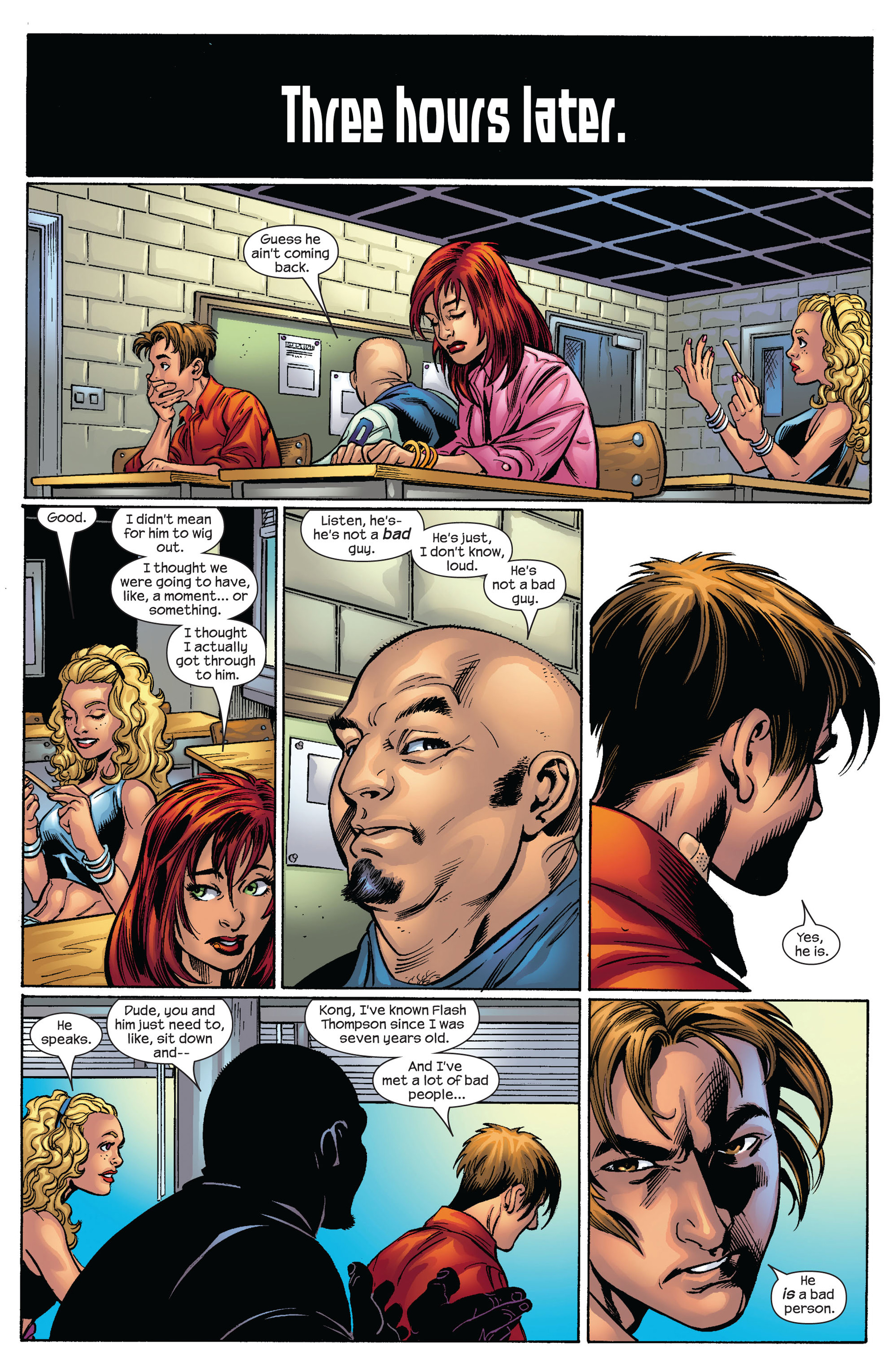 Read online Ultimate Spider-Man (2000) comic -  Issue #65 - 11