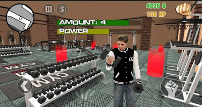 Game Mirip GTA di Android Ukuran Kecil Offline Clash of Crime Apk