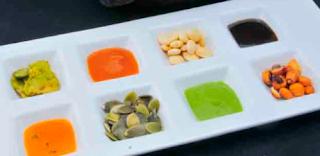 Cocina Ecuatoriana - Ajíes de cuatro sabores