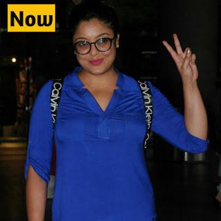 tanushree dutta now and then
