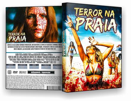 CAPA DVD – TERROR NA PRAIA – ISO