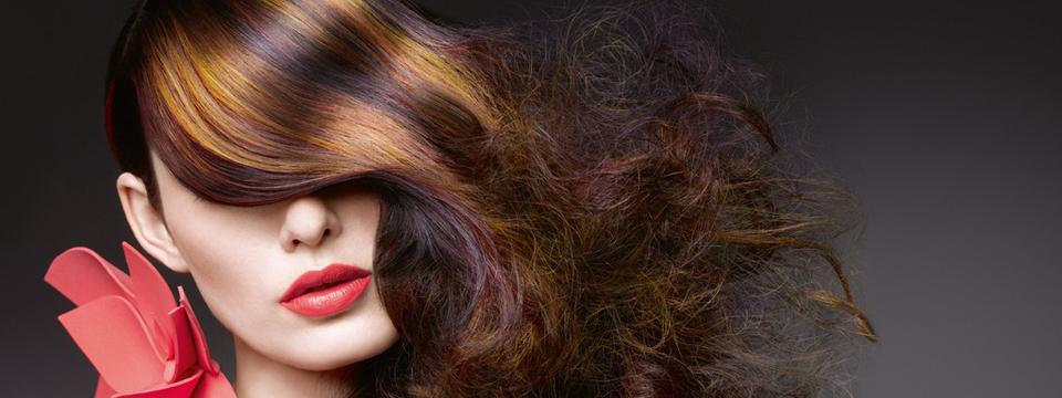 окоашивание волос в июне луна