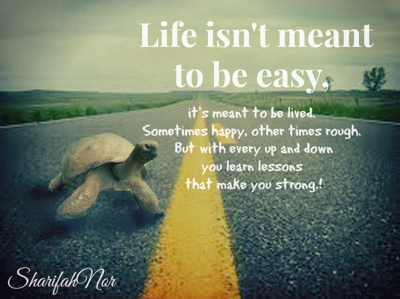 If It Was Meant Be Easy