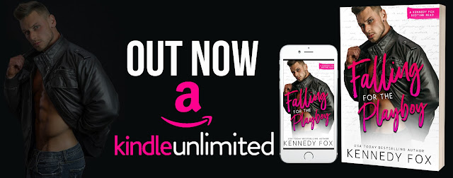 Release Tour: Falling for the Playboy by Kennedy Fox
