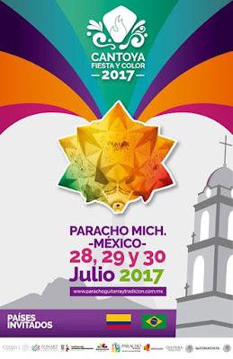 festival de globos de cantoya paracho 2017